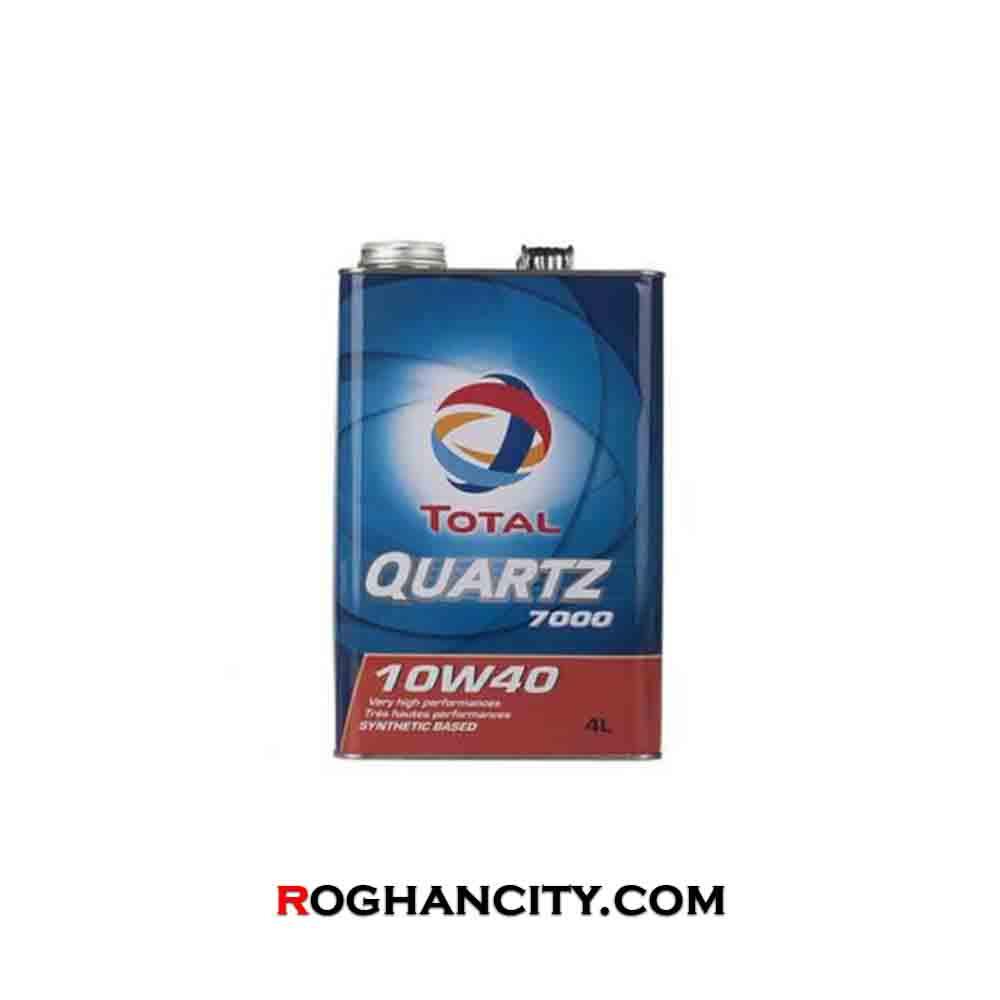توتال SN 10W-40 Quartz 7000