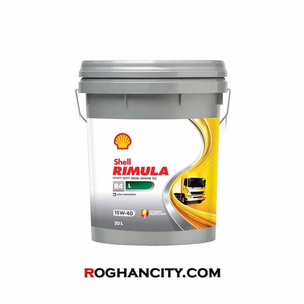 روغن موتور Shell